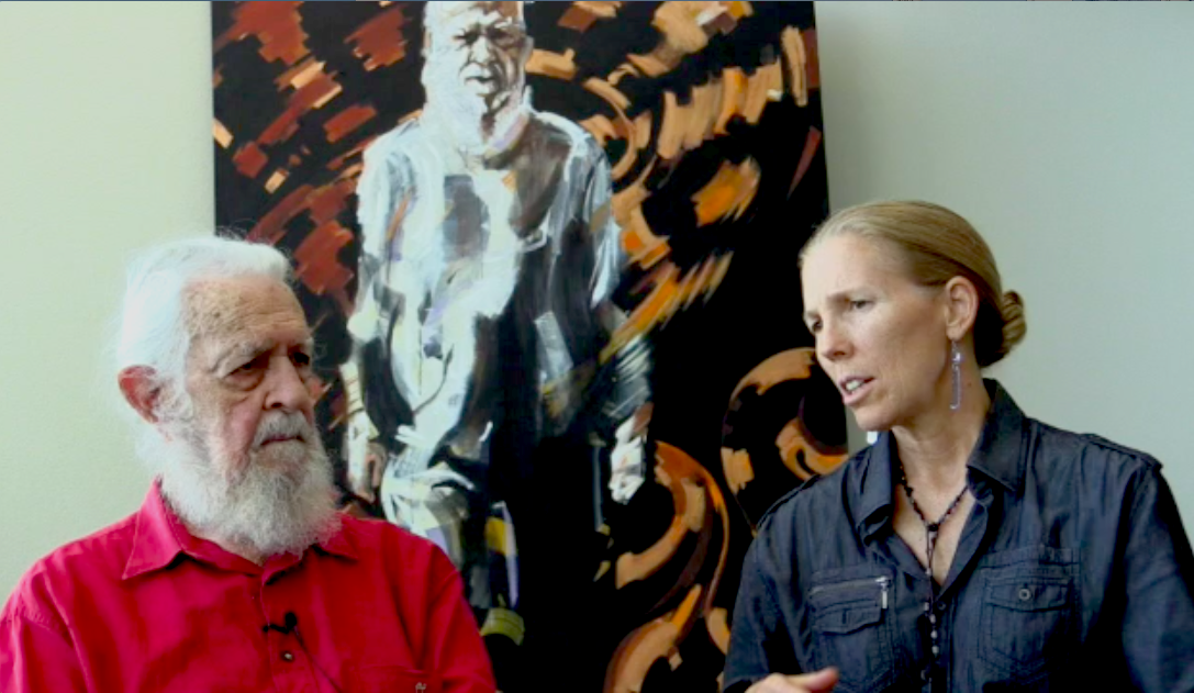 Uncle Bob and Jo Fay Duncan in Conversation August 28 2019